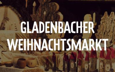 Gladenbacher Weihnachtsmarkt Lichterglanz