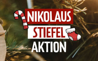 Nikolausstiefel-Aktion