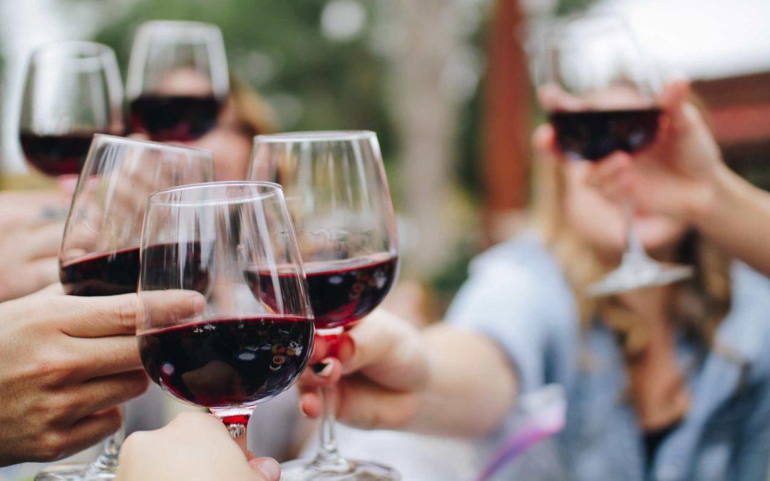 Herzliche Einladung zum Weinabend!